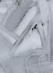 Ismønstre i hjulspor