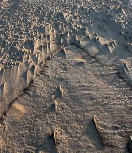 Sandlandskab på Grenen