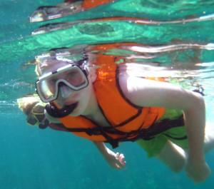 Snorkeling Koh Rok, Thailand